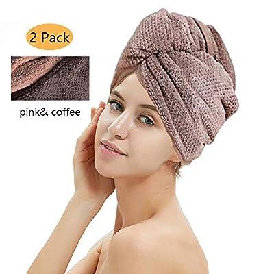 2 Pack Hair Drying