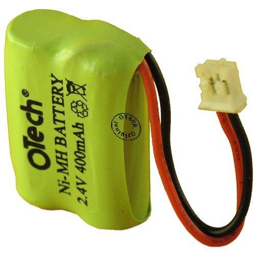 Otech 2,4V-400mAh Batería NiMh para AAA Matra/DOROMATRA, D820, D821, D830R