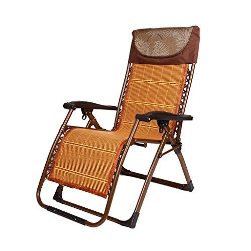 Fauteuils inclinables Fauteuils et Chaises Tatami inclinable Pliant Chaise à Bascule Bureau déjeuner Pause Chaise Vieux Homme Chaise Longue élargi renforcé Chaise de Plage