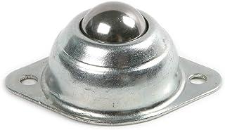 8 PCS Skeeleren kogellagers Wheels Silver RVS Mini Ball Caster Roller Ball Bearing