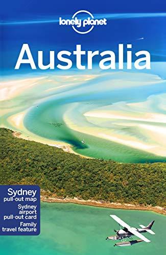 Lonely Planet Australia [Lingua Inglese]