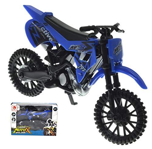 VENTURA TRADING MXX Motocross Motorrad Maßstabgetreues Modell Motorrad Spielzeugmotorrad Moto-Cross MXS