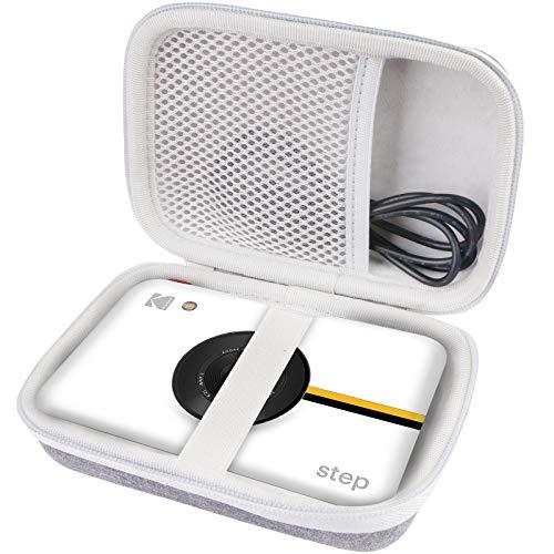 khanka Duro Kodak Step Touch Estuche Bolso Funda para Victure Portable Photo Printer Instant Photo Printer(Caja Solo)