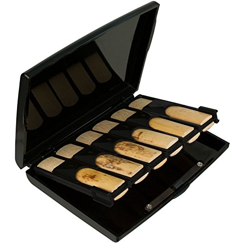 Protec Bb Clarinet Reed Case for 12 Reeds (Opaque...