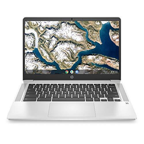 """HP 14"""" Intel Pentium 4GB/64GB Chromebook - Silver - 14a-na0031wm"""