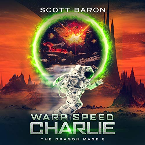 Warp Speed Charlie cover art
