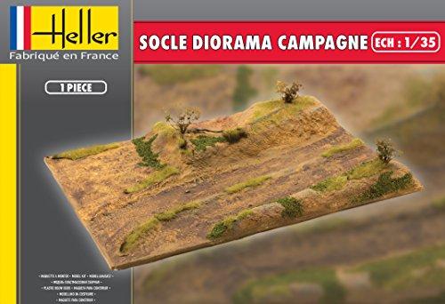 Heller 81254 - Modellino di diorama Campagne, 1/35