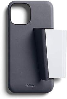 Bellroy Funda de Piel Slim Premium con Tarjetero para el iPhone 12-3 Tarjetas - Graphite