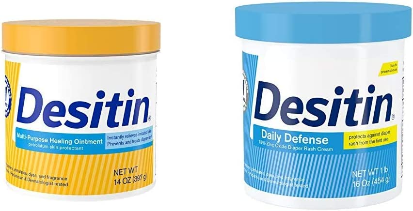 Desitin Multipurpose Baby Diaper Protectant Skin New York Mall Elegant Ointment Rash