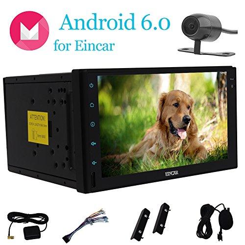 Eincar GPS 7inch Car Stereo Double Din Autoradio Bluetooth Lecteur DVD de voiture pour VW Volkswagen...
