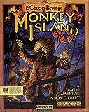 JUNLIZHU Monkey Island 2 (60cm x 76cm   24inch x 30inch) Silk Print Poster Silk Printing / BA086F