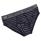 Invisible UnderwearCulottes Confortables pour Hommes sous-vêtements rayés * 12 pièces-3_70 à 80 kg