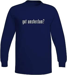 The Town Butler got Amsterdam? - A Soft & Comfortable Men's Long Sleeve T-Shirt