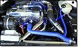 Set 2G60Manguera de agua azul Golf Tubo de silicona kühlwasser circulatorio enfriador