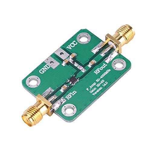 1pc 144 RF Verstärker Modul 24dB High Gain Ultra Low Noise Hochfrequenz Amateurfunk LNA AMP Board 135-175MHz mit SMA-Buchse für Radio-Empfänger