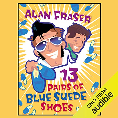 13 Pairs of Blue Suede Shoes cover art