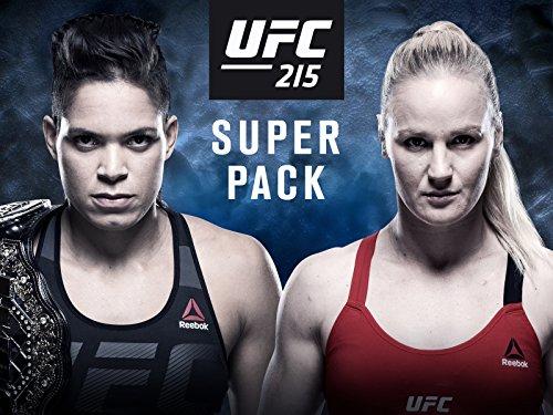 Amanda Nunes vs Valentina Shevchenko Super Pack