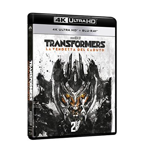 Oferta de Transformers: La Vendetta del Caduto (Blu-Ray 4K Ultra HD + Blu-Ray) [Blu-ray]