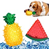 VavoPaw Dogs Teether Cooling Chew Toys, Freezable Pet Teething Toys,...