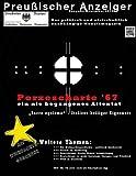 Preussischer Anzeiger: Das wirtschaftlich und politisch unabhängige Monatsmagazin - Ausgabe Dezember 2014 (German Edition)