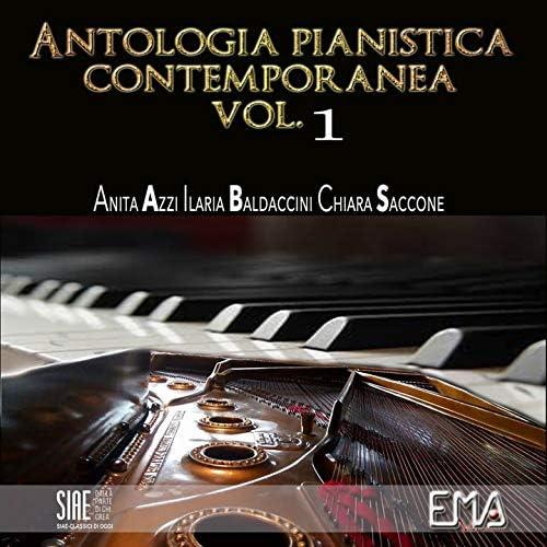 Anita Azzi, Ilaria Baldaccini, Chiara Saccone