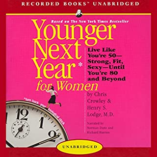 Younger Next Year for Women cover art