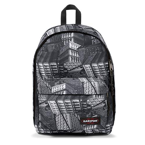 EASTPAK OUT OF OFFICE Mochila tipo casual, 44 cm, 27 liters, Multicolor (Chroblack)