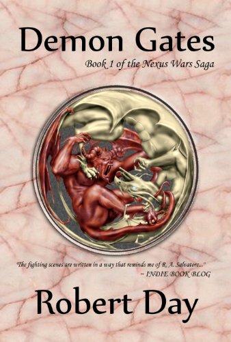 Demon Gates (Nexus Wars Saga Book 1)