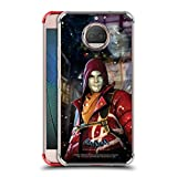 Head Case Designs Officiel Batman: Arkham Origins Anarky Personnages Coque Rouge Fender Antichoc...