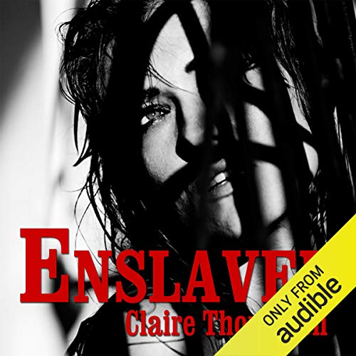 Enslaved audiobook cover art