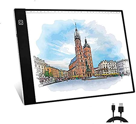 Portable A4 Tracing Light Box