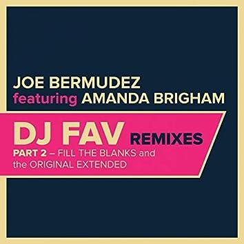 DJ Fav: Remixes, Pt. 2 (feat. Amanda Brigham)