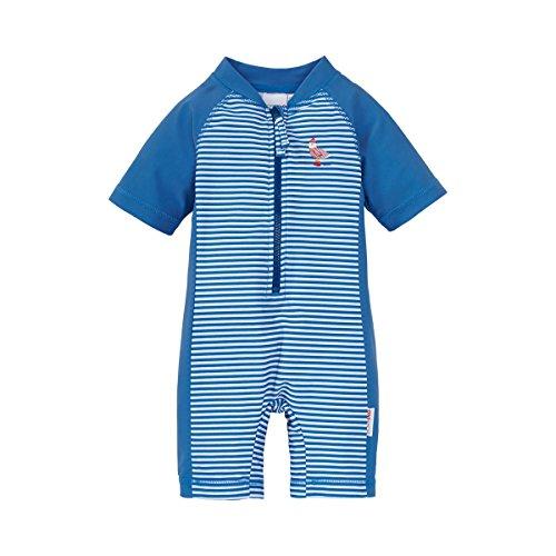 Bornino Combinaison de Bain Tenues de Bain bébé, Bleu