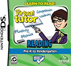 Nintendo Ds Games For Kindergarten