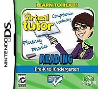 My Virtual Tutor: Reading Pre-K to Kindergarten (輸入版)