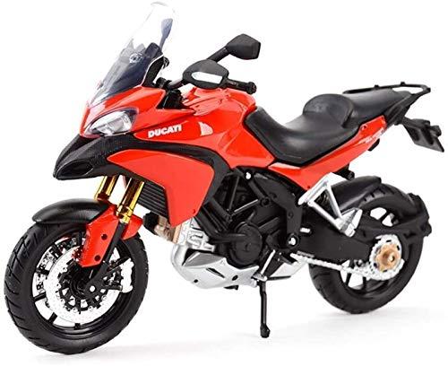 CYHT Modelo de Juguete Motocicleta Motocicleta Modelo 1/12 Decoración de Juguete, Mejor Regalo