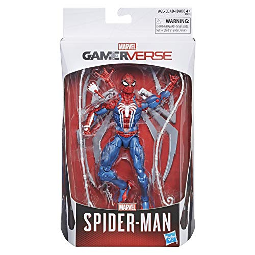 Hasbro Marvel Legends Gamerverse Spider-Man 6 Inch Action Figure