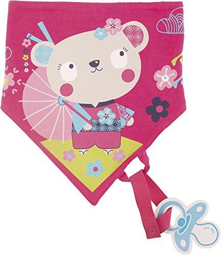 Tuc Tuc 08642 - Pañuelo portachupete, diseño niña kimono
