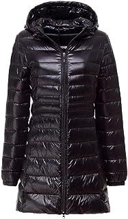74c832b5be0a uirend Abbigliamento Donna e Cappotti Giacche - Piumini Campeggio Leggero  Lungo Sportivo Caldo Inverno Zip Parka