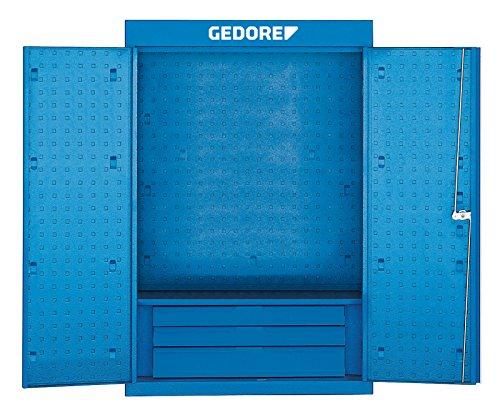 GEDORE 1401 L Werkzeugschrank, leer, 970x650x250 mm