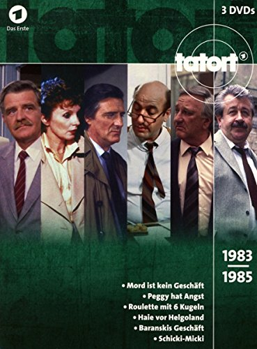 Tatort - 80er Box, Vol. 2 (1983-1985) (3 DVDs)