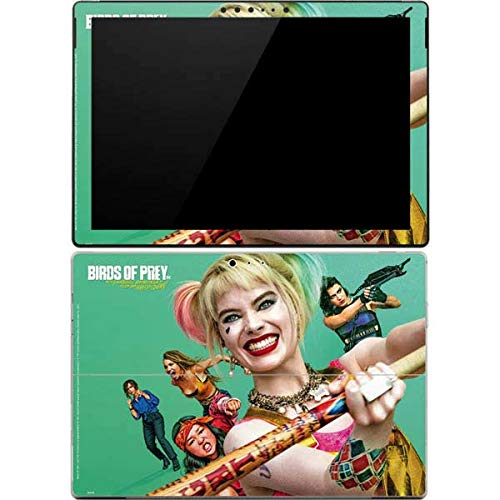 Skinit Decal Tablet Skin for Surface Pro 4 - Officially Licensed Warner Bros Harley Quinn Birds of Prey Design