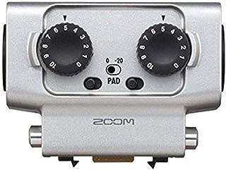 Zoom EXH-6 Dual XLR/TRS Input Capsule, 2 XLR/TRS Inputs, works with H5, H6, U-44, F1, F4, F8n, and F8