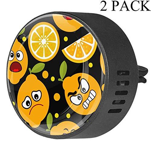 Dibujos animados graciosos limón Clip ventilación