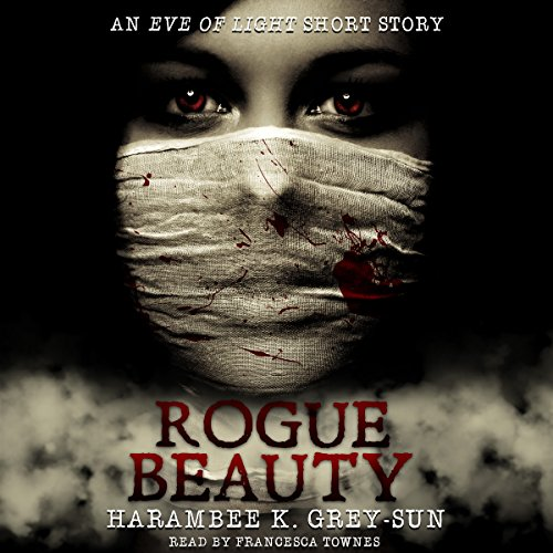 Rogue Beauty audiobook cover art