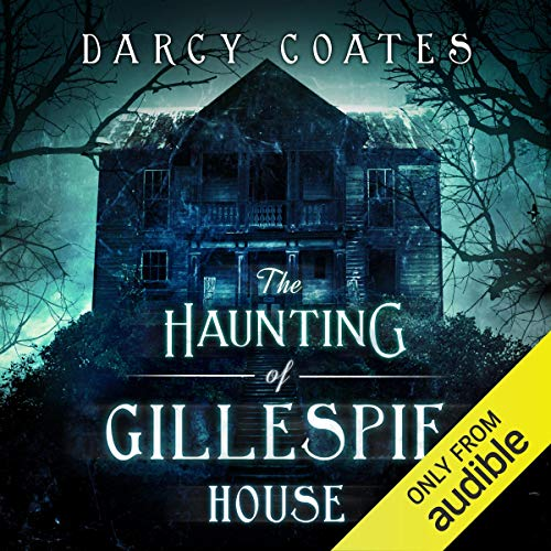 The Haunting of Gillespie House cover art