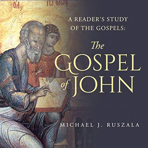 The Gospel of John cover art