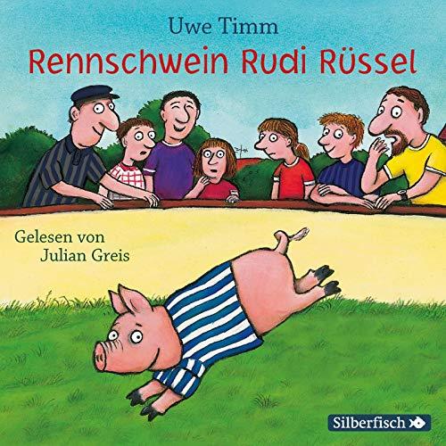 Rennschwein Rudi Rüssel: 2 CDs