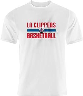 NSJ Sportive- Unisex L.A. Clippers Basketball Tshirt