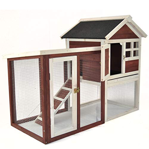 Advantek The Stilt Rabbit Hutch